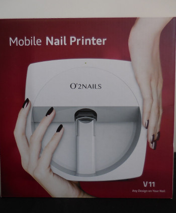O'2 Mobile Nail Printer