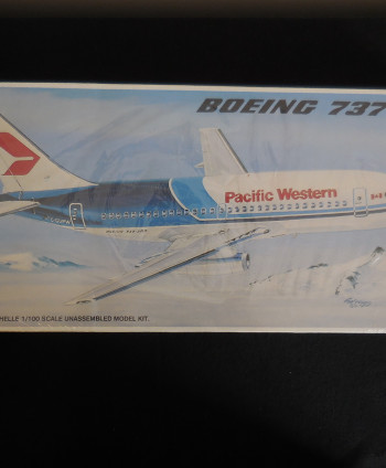 Pacific Western Model Airplane