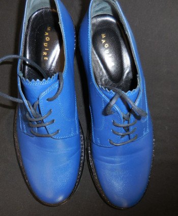 Blue Maguire Shoes