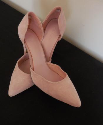 Jenni Kayne Pink Heels