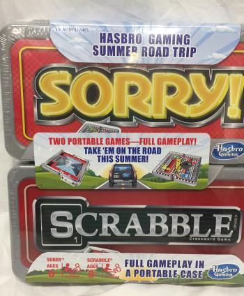 Hasbro Summer Road Trip Games