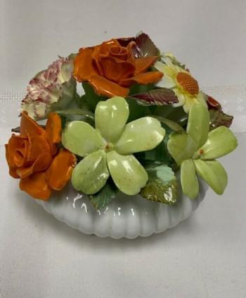 Royal Adderley Floral Bone...