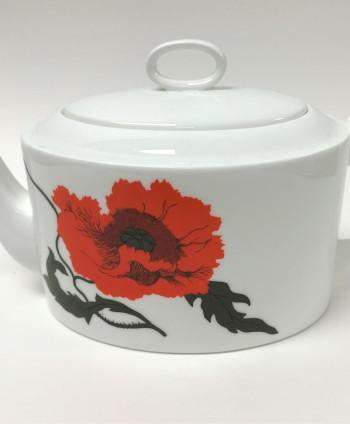 Wedgewood Cornpoppy teapot