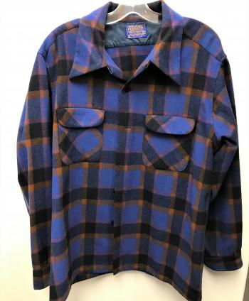 Pendleton wool shirt Blue...