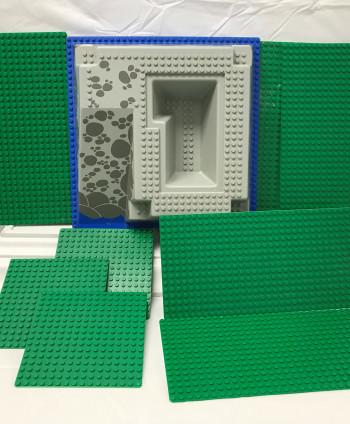 Lego mixed Boards