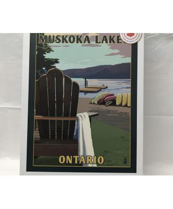 Muskoka Lakes puzzle
