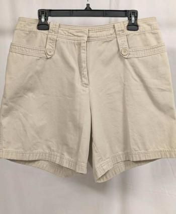 Women's Vintage Tan Shorts
