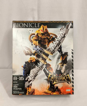 Bionicle Lego Building Toy