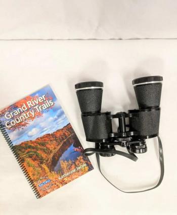 Binocular and Trail Book Set