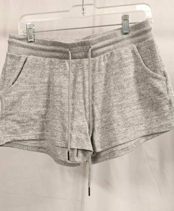Women's Grey Lounge Shorts
