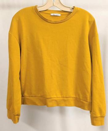 Women's Mustard Zara Shirt