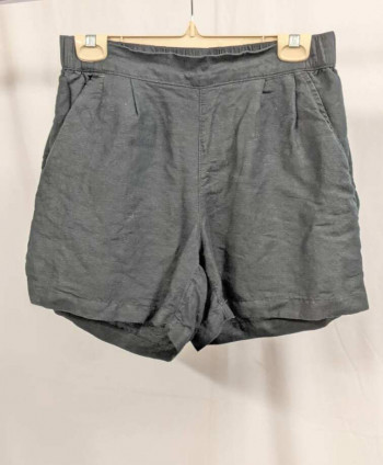Women's Black Shorts