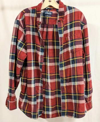 Men's Red Flannel