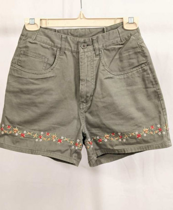 Women's Vintage Embroidered...