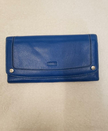 Blue Roots Wallet
