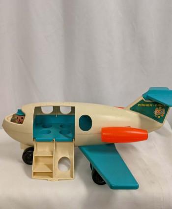 Vintage Fisher Price Airplane