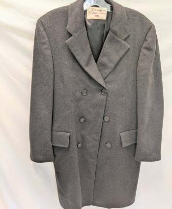 Men's Heavy Cashmere Coat (L)