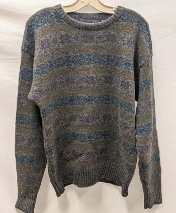 Men's Vintage Wool Sweater (L)
