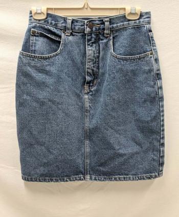 Women's Vintage Denim Skirt...